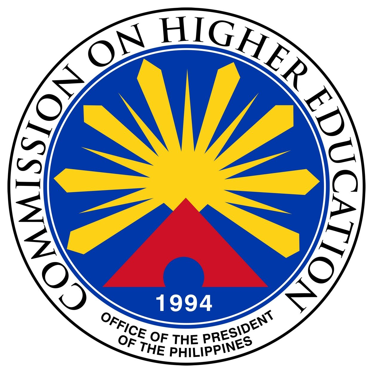 Ched Logo Commission On Higher Education Higher Education