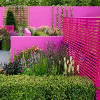 Creative garden fence ideas! Haven/havedeko Pinterest Garden