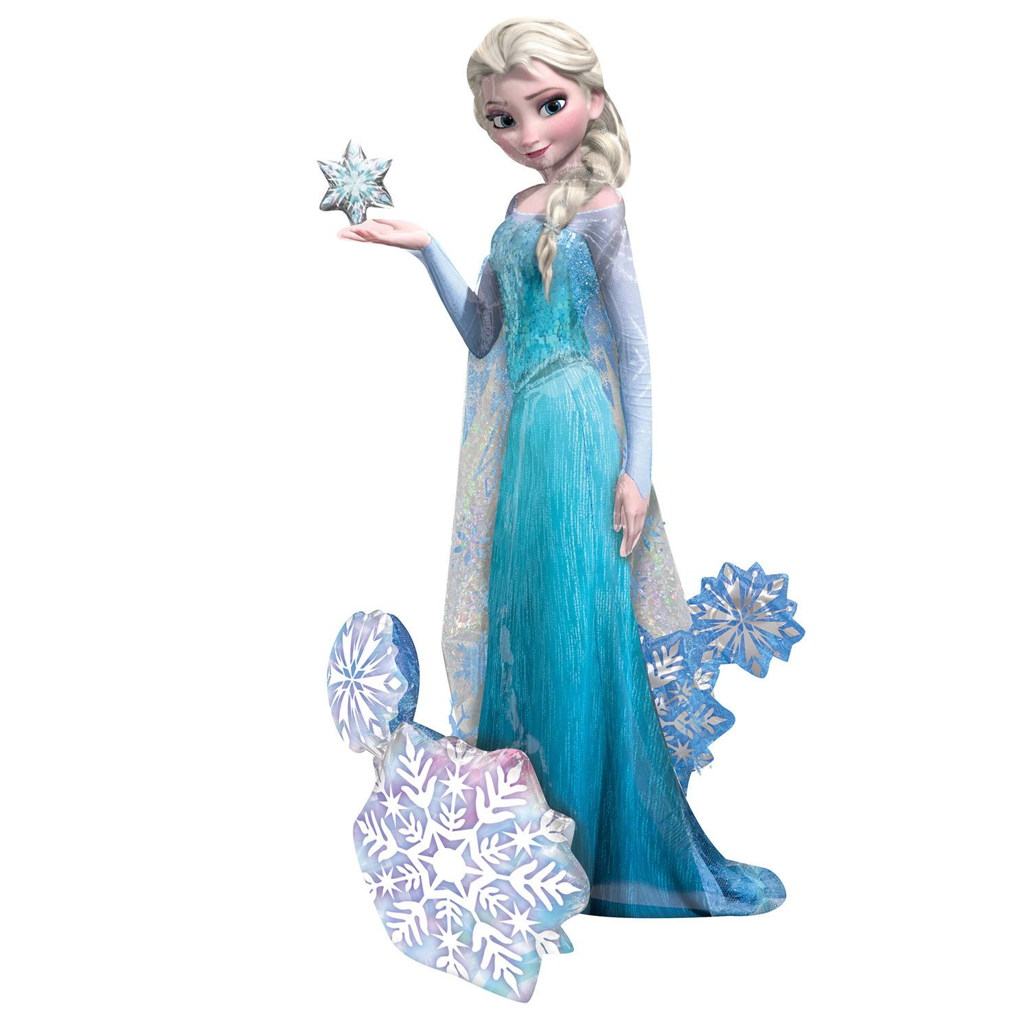 Disney Frozen Elsa Airwalker Balloon 57\