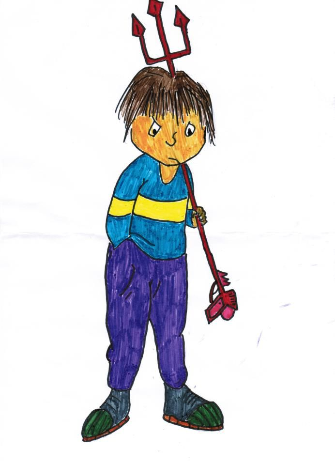 Cute Horrid Henry Like The Tool Thanks For Submitting Your Sons Drawing Pinned By BookLodge