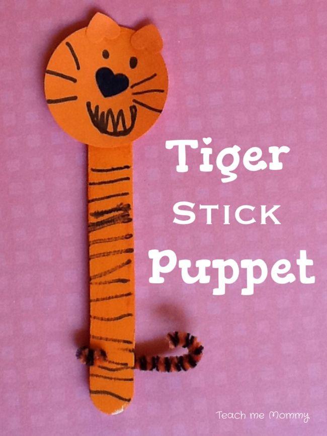 Our Week Wild Animal Theme 2 Tiger Crafts Zoo Crafts