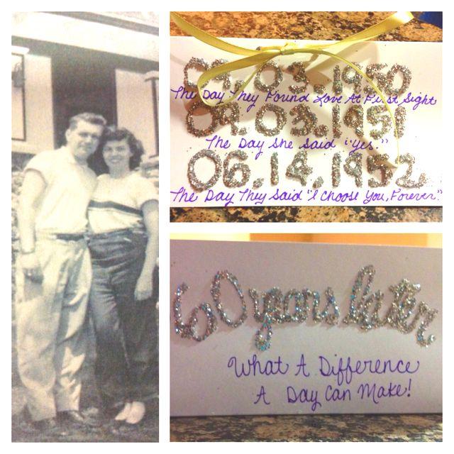 Nana And Popops 60th Wedding Anniversary Invites 60 Wedding Anniversary 60th Anniversary Wedding Anniversary
