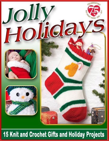 Homemade crochet christmas gift ideas