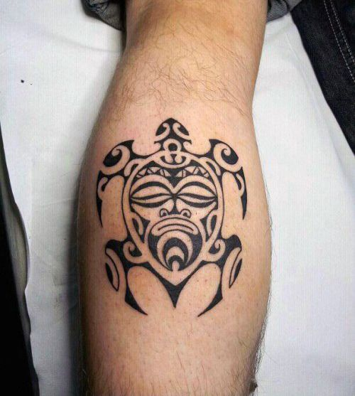 70 Tribal Turtle Tattoo Designs For Men Manly Ink Ideas Tattoo