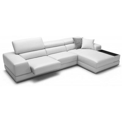 Cool Modani Bergamo Right Hand Facing Sectional Sofa Reviews Pabps2019 Chair Design Images Pabps2019Com