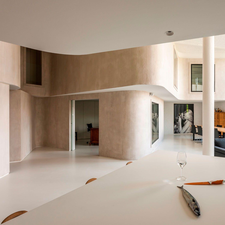 Loft Apartments Augusta Ga: Loft M By Graux & Baeyens Architects // Kortrijk, Belgium