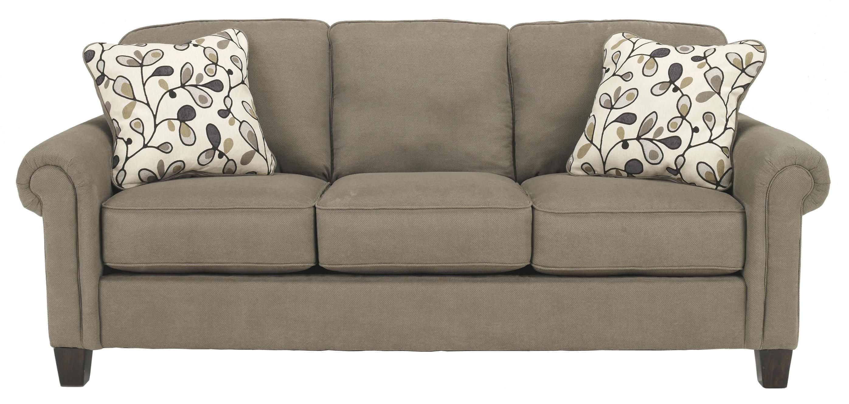 Gusti Dusk Queen Sofa Sleeper by Ashley Furniture