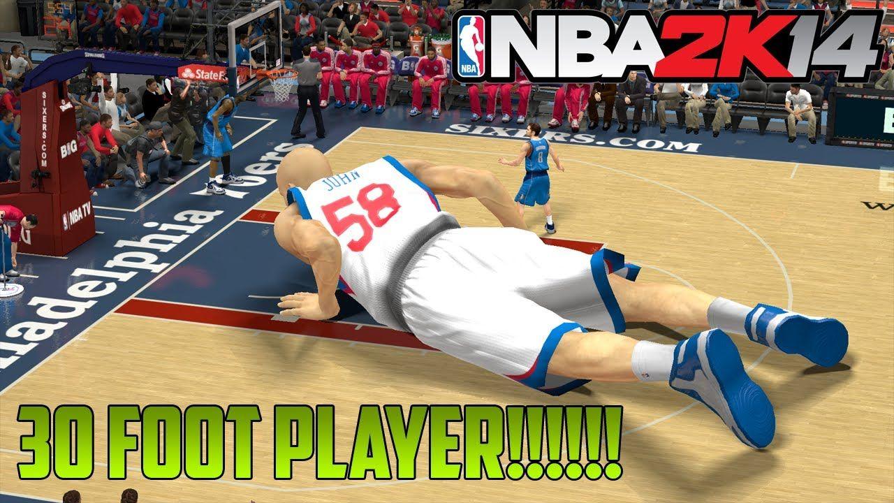 2e41ec660e7a NBA 2K14 - 30 Foot Player