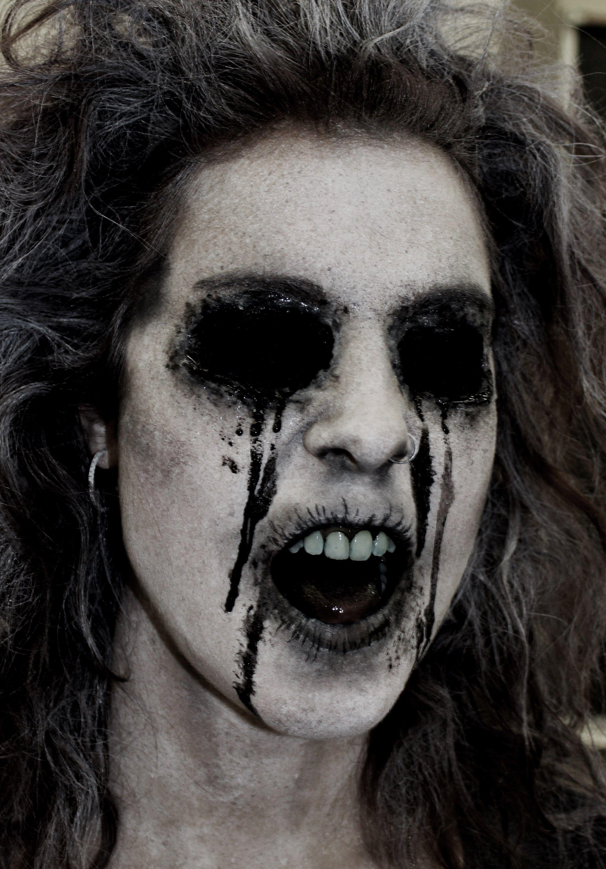 Demo Makeup by Rhonda Causton(Reel Twisted FX) / The mekeup effect ...