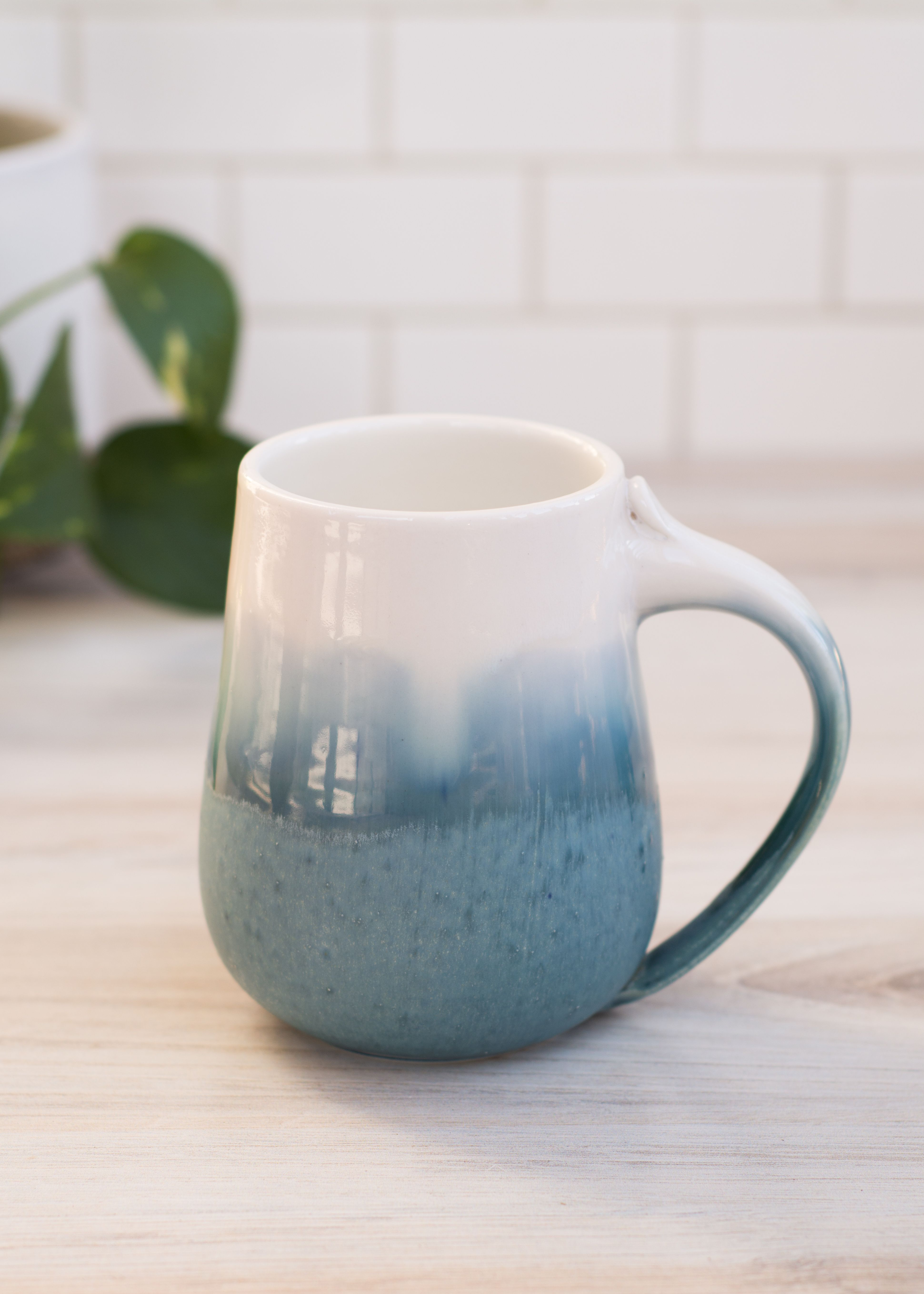 Cascade Mug in Evergreen