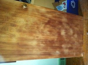 How To Fix Uneven Wood Stain Staining Wood Stain Projects Floor Stain