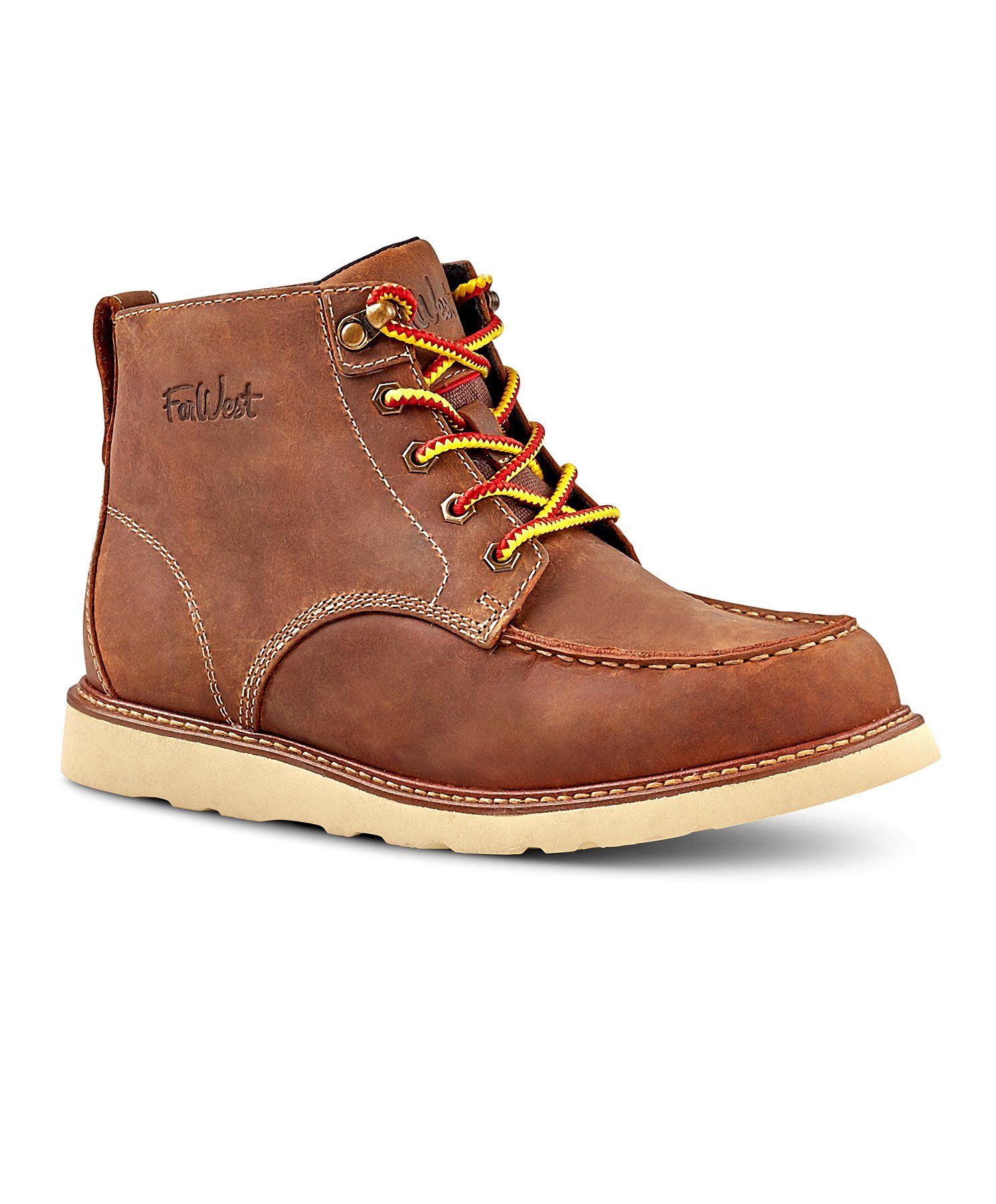 5f8442e7 FarWest Men's Kitsilano Boots   Clothes   Boots, Hiking boots, Men