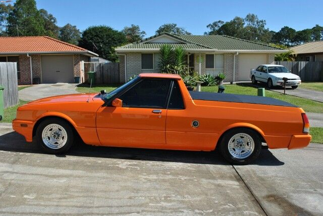 Xf Ute Australian Muscle Cars Aussie Muscle Cars Ford Girl