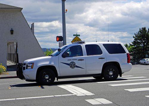 Washington State Patrol Ajm Nwpd Police Cars Emergency Vehicles Police
