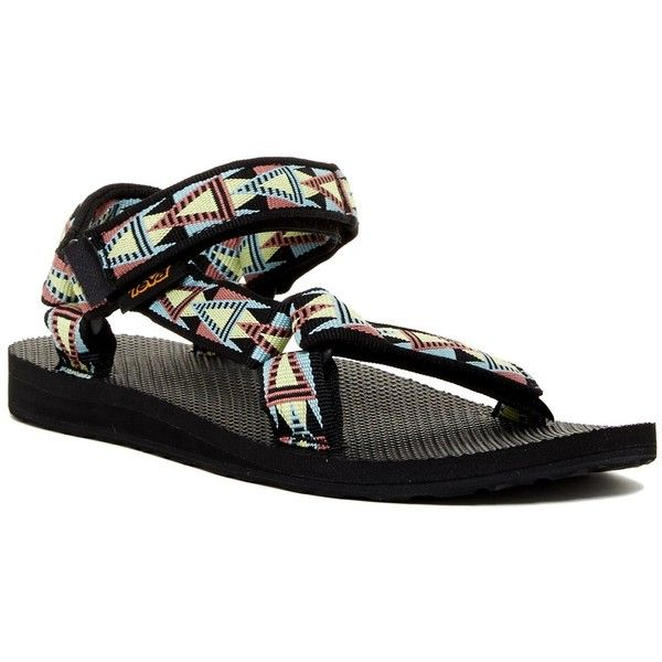 7eaee31c7 Teva Original Universal Sandal ( 25) ❤ liked on Polyvore featuring shoes