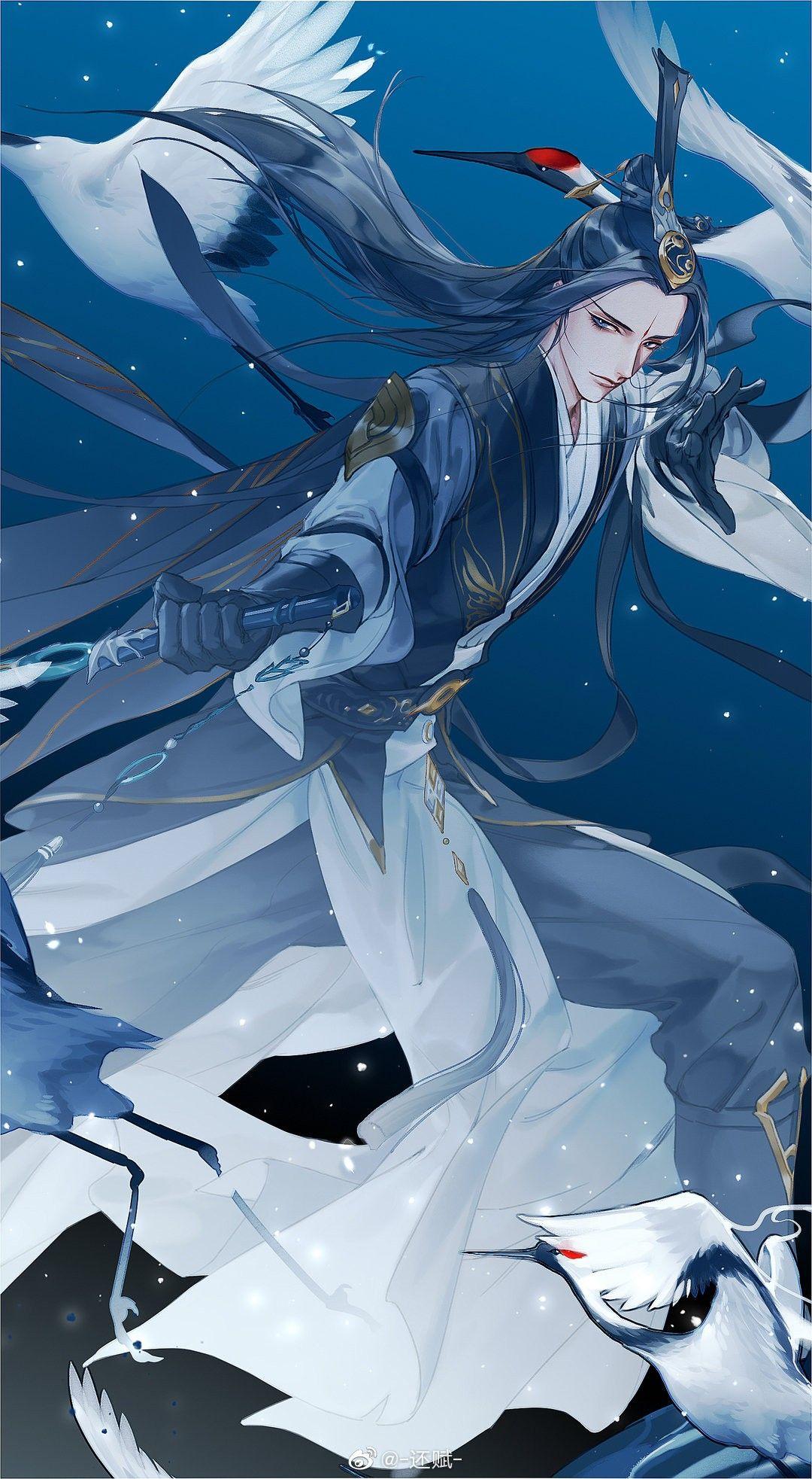 Ghim của Li Mien trên Art trong 2020 (Có hình ảnh) Anime