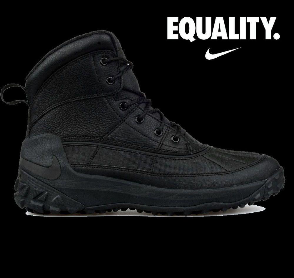 Waterproof boots, Nike men