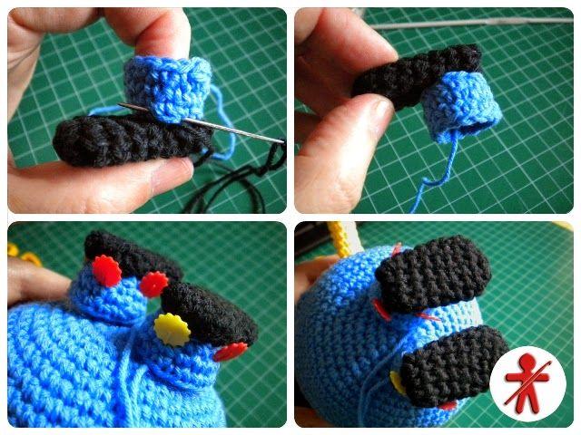 The Minions (II): STUART!!!   minionek   Pinterest   Muñecos de ...