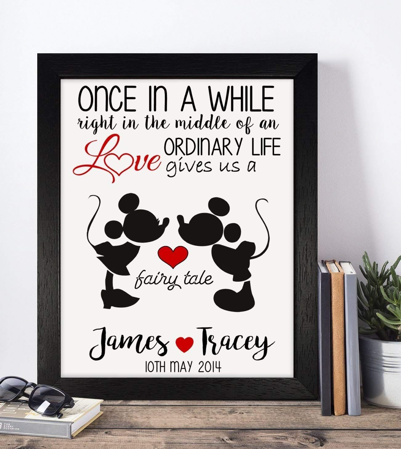 Unique Gifts For Husband On Wedding Day: Personalized Presents Gifts For Him Her Husband Wife