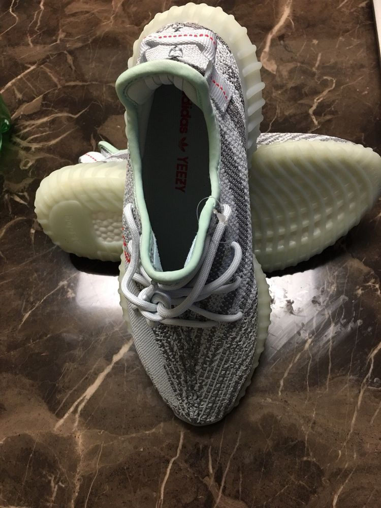 4b170dd0f99 yeezy boost 350 v2 blue tint size 13  fashion  clothing  shoes  accessories   mensshoes  athleticshoes (ebay link)