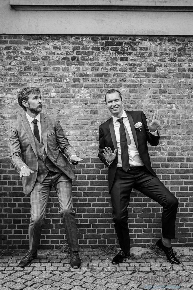 Fun shot. #groom #bestman #photoshoot #dancingmen
