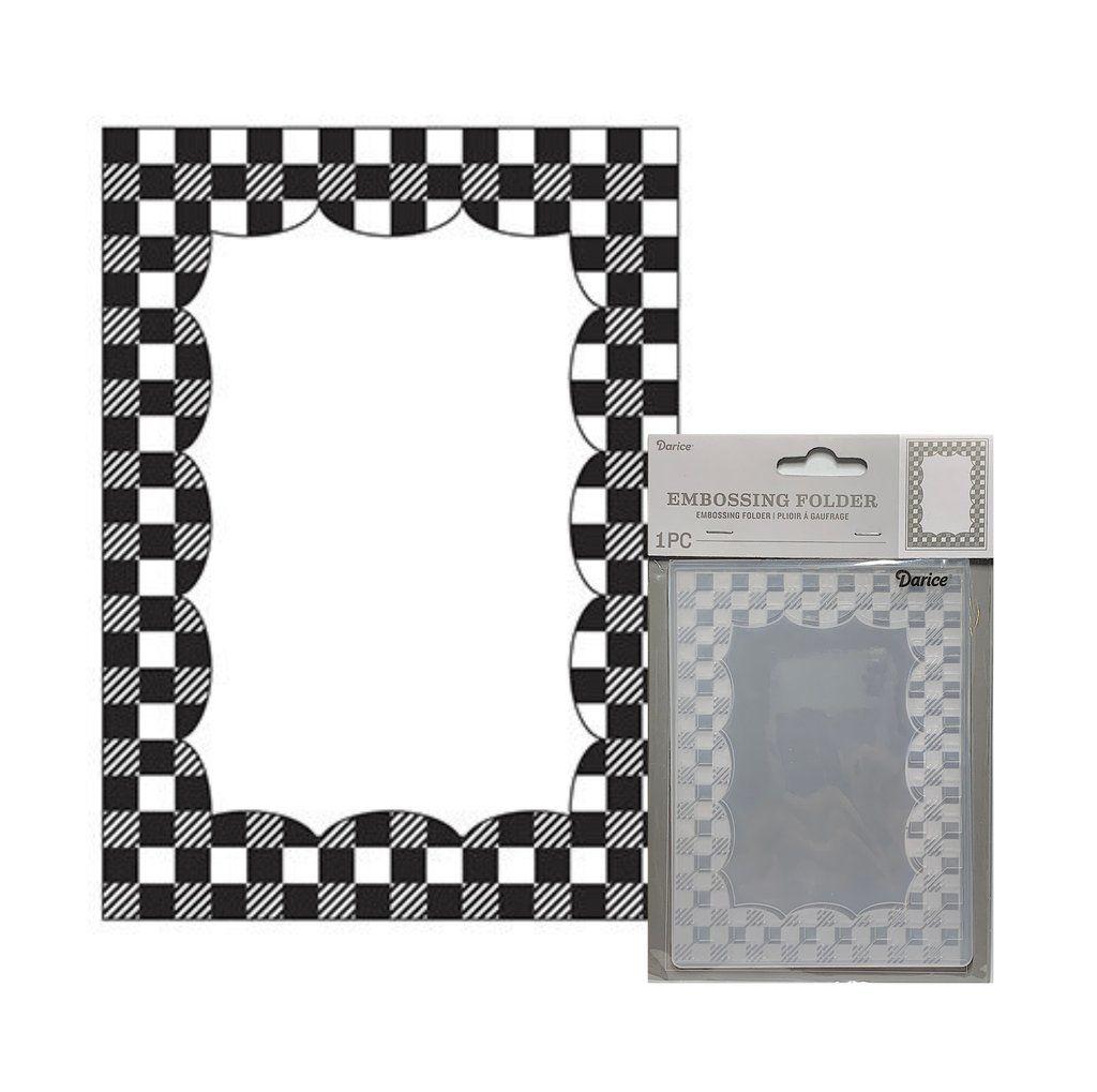 Darice 1218-04 Embossing Folder-Classeur de Gaufrage-Mod/èle Motif dangle Lierre-10,8 x 14,6 cm Plastique 10,8 x 14,6 x 0,3 cm Transparent