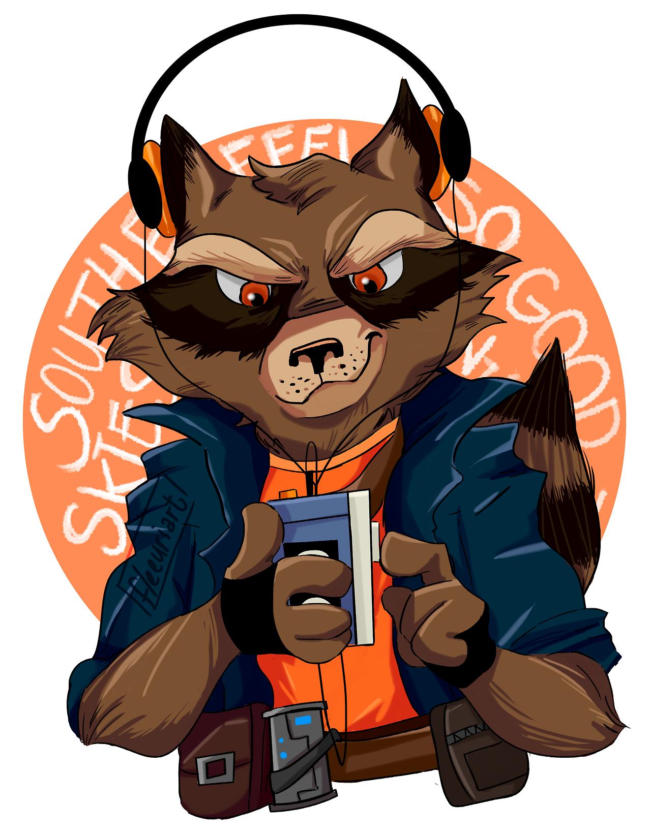 Rocket Raccoon Tumblr Raccoon Art Rocket Drawing Rocket Raccoon