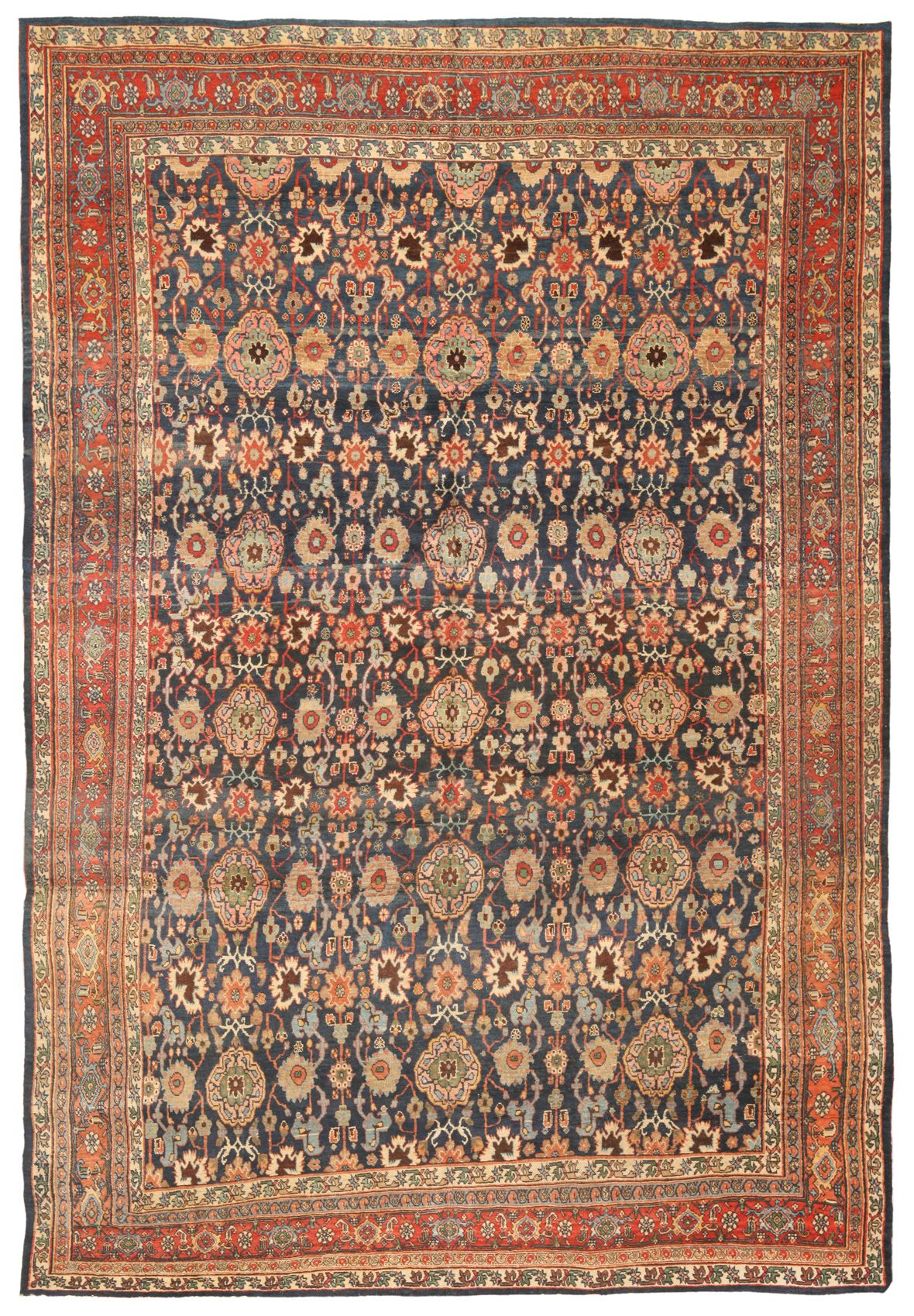 Bijar Tapijt Antique Bidjar Carpet Tapijten Uit Perzie Rugs Carpet En
