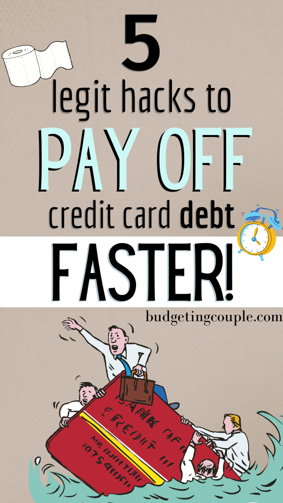 How To Pay Off Credit Card Debt in 2020 | Paying off credit cards, Budgeting money, Credit cards ...