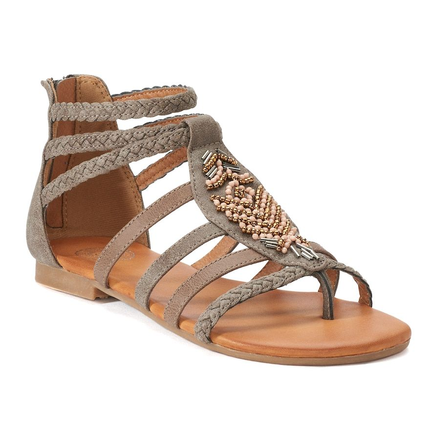 6d4353bef850 SO® Guppy Women s Gladiator Sandals