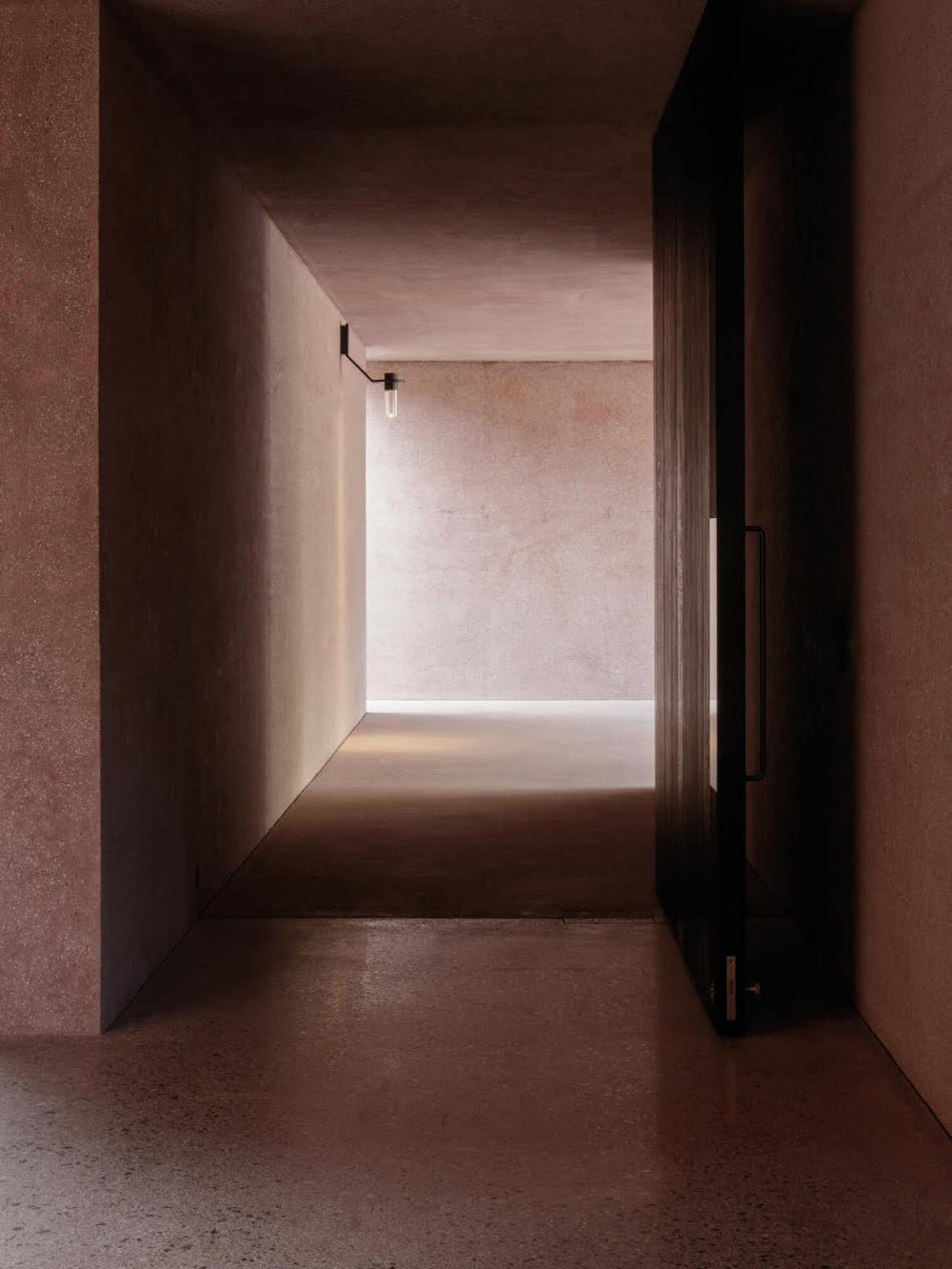 Silère Wall Sconce By David Chipperfield For Vbo Product