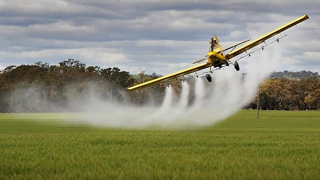 Crop-dusters give CASA a spray in submission to federal ...