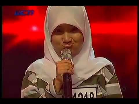 The Best X Factor Audition Ever Innocent Girl Grenade Fatin Shidqia L Innocent Girl Make Em Laugh Audition