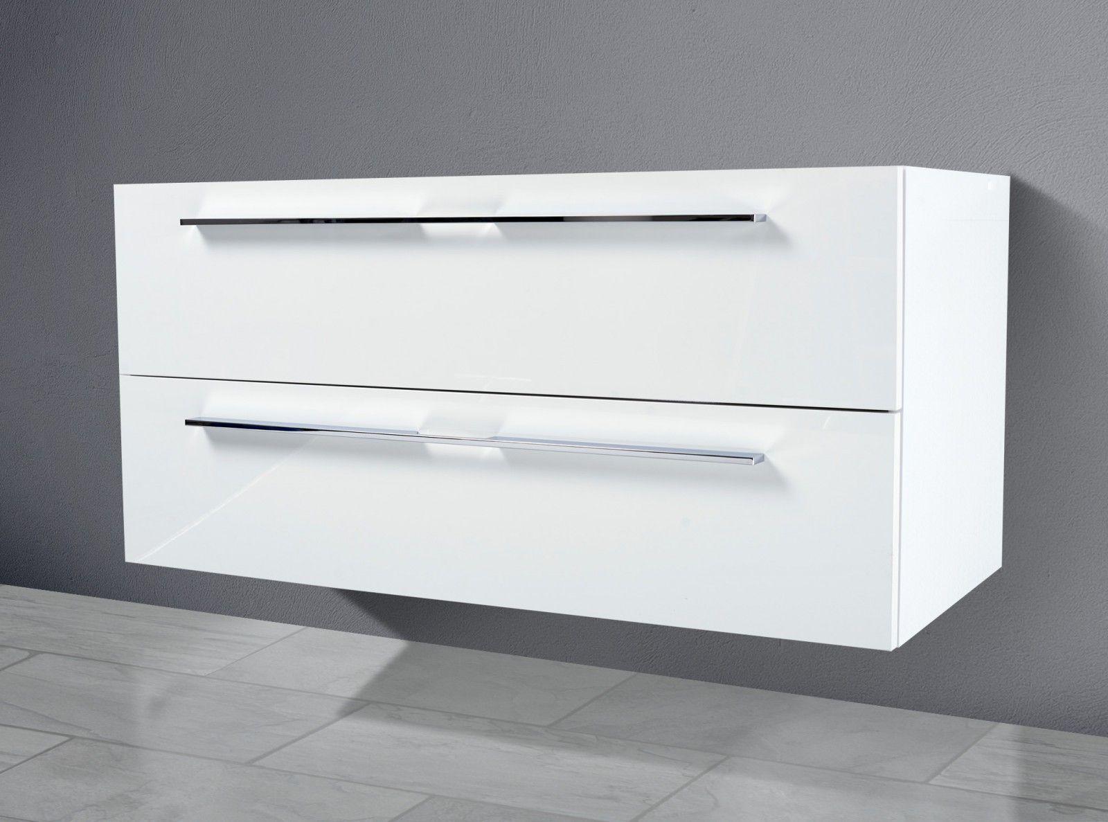 Badunterschrank weiß  Bad Unterschrank Weiß | rheumri.com