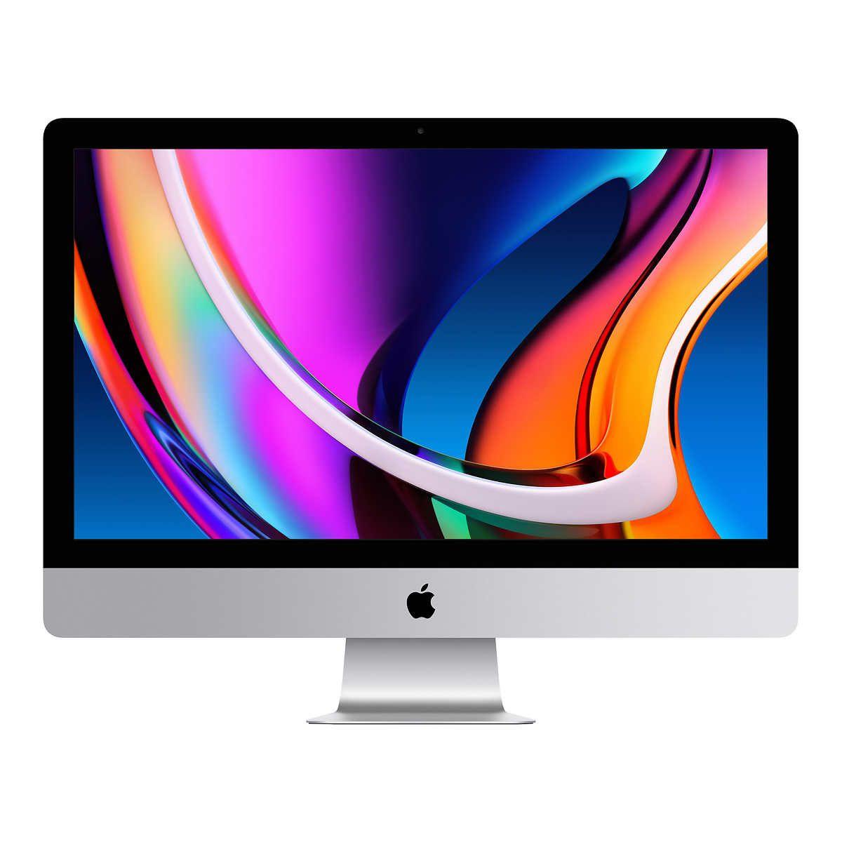 Apple Imac 27 10th Gen Intel Core I5 8gb Memory 256gb Ssd In 2021 Apple Desktop Imac Apple Computer