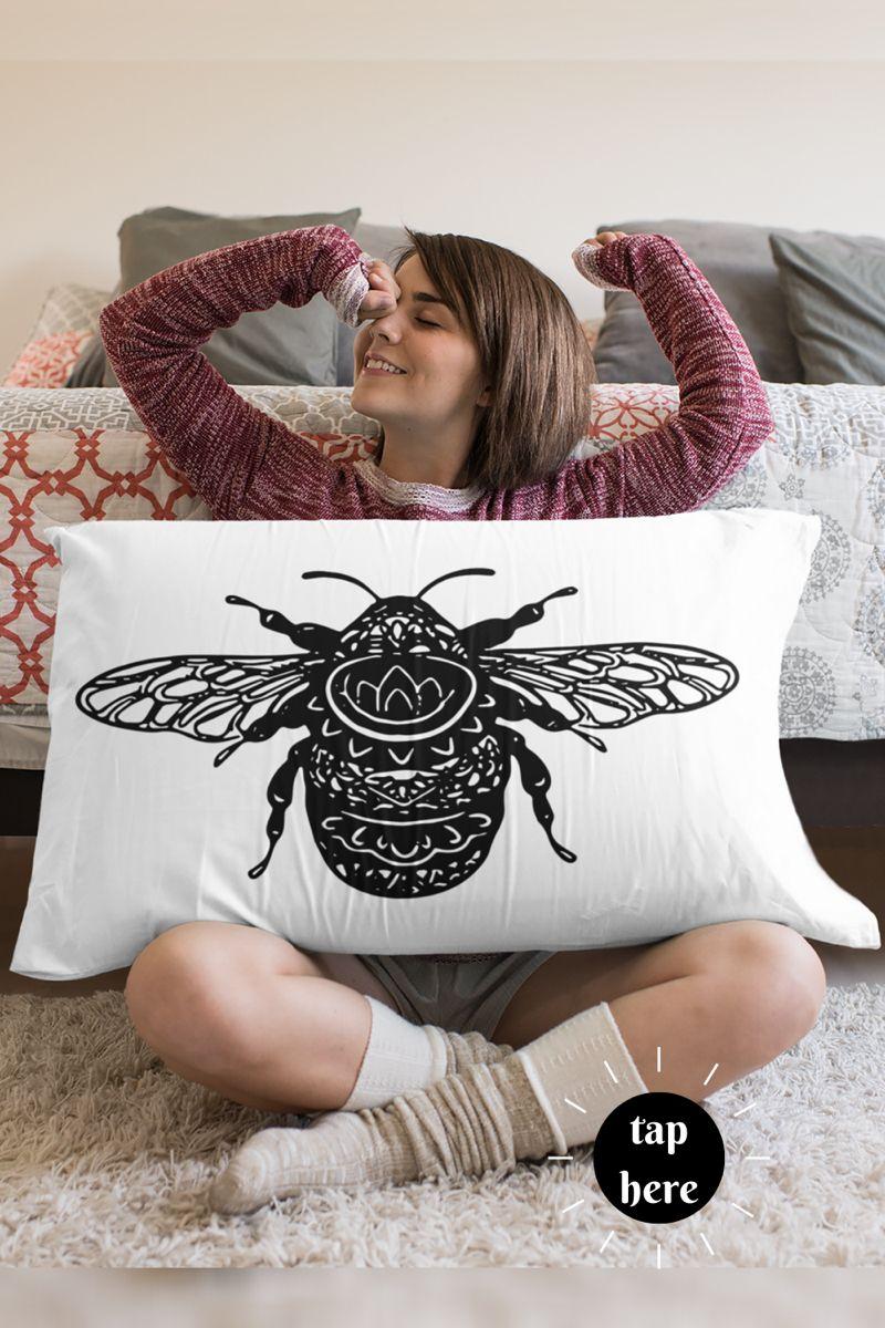 Bee svg bee clipart bee print instant download digital