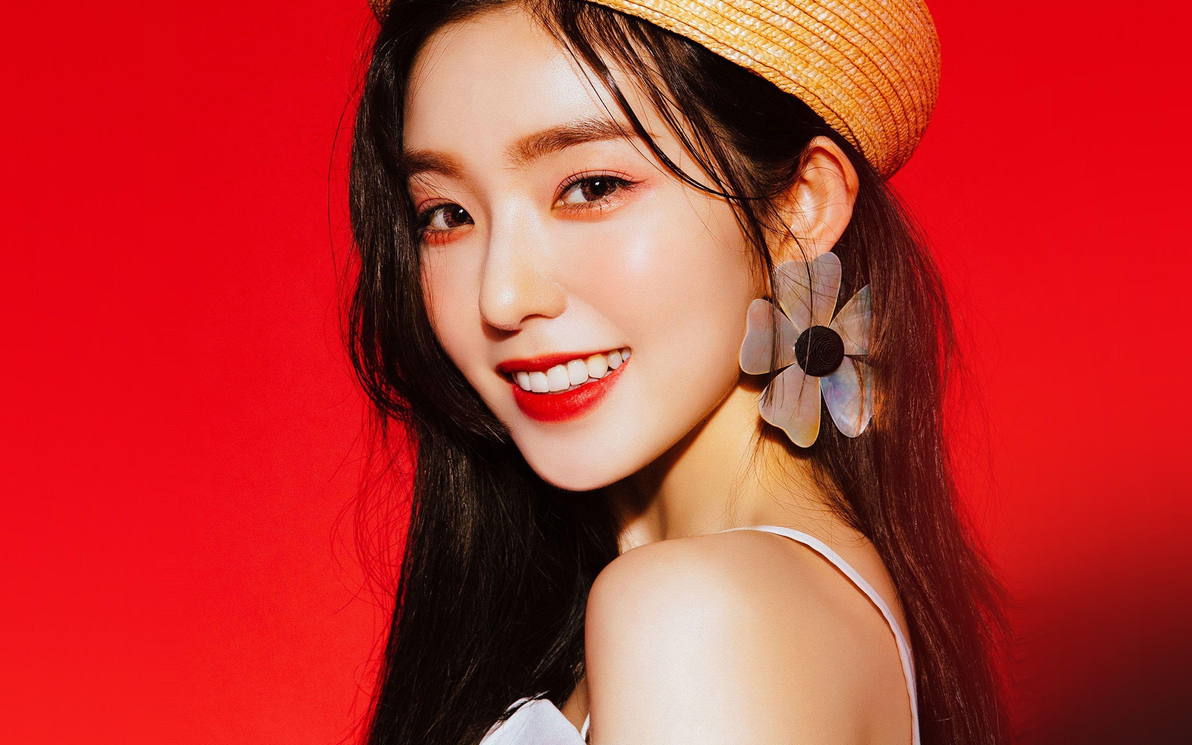 Redvelvet Girl Kpop Smile Irene 4k Wallpaper Hdwallpaper Desktop Red Velvet Photoshoot Velvet Wallpaper Red Velvet Irene