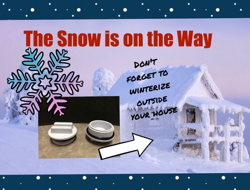Marysville Ohio Disconnect Exterior Hoses And Your Exterior Sump Pump Plug To Give Access To Frozen Pipes Save Damage C Sump Pump Marysville Ohio Frozen Pipes
