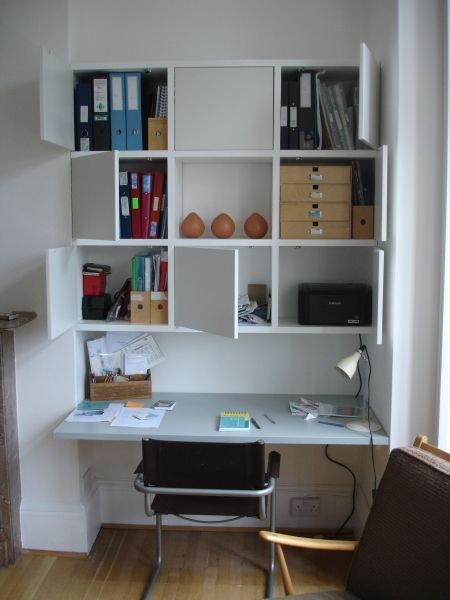 Desk And Bookshelf Idea Google Search Alcove Deskoffice Doorswall