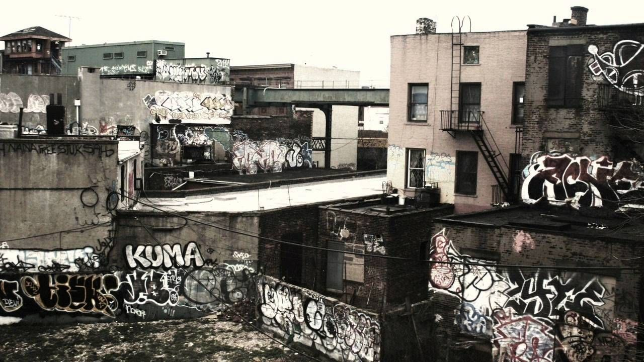Timo Maas Feat Brian Molko First Day Hd Desktop Wallpapers Backgrounds Urban Environment Graffiti