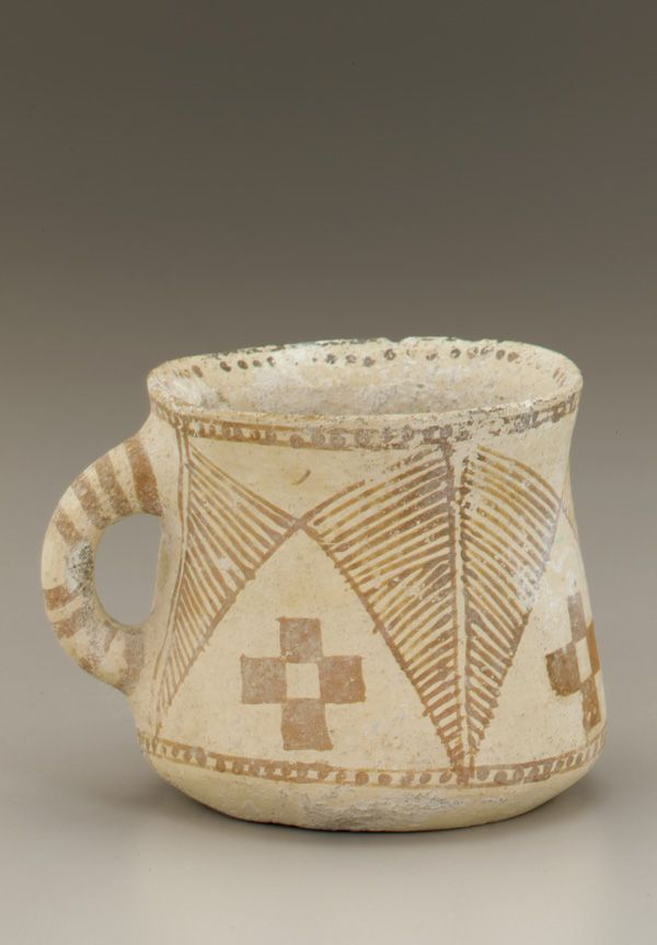 cup from baba jan tapeh lorestan 1000bc.
