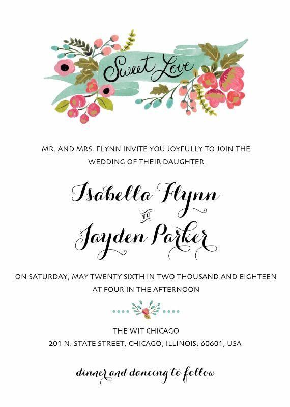 plantillas invitaciones de boda gratis