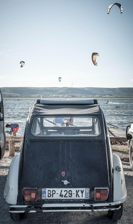 Kitesurf - Frontignan, France http://www.pinterest.com/adisavoiaditrev/