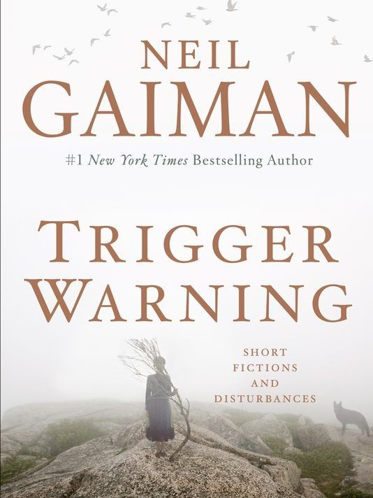 Check out my review of Trigger Warning by Neil Gaiman! | International Geek Girl Pen Pals Club #IGGPPC