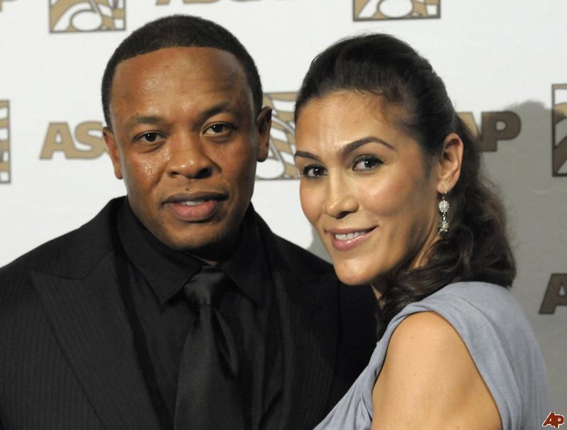 dr dre and wife