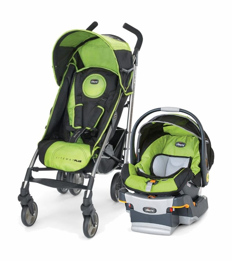 Chicco Liteway Plus Travel System - Surge | Travel system ...