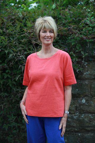 Rio Top in 3 colours - Patricia Dawson