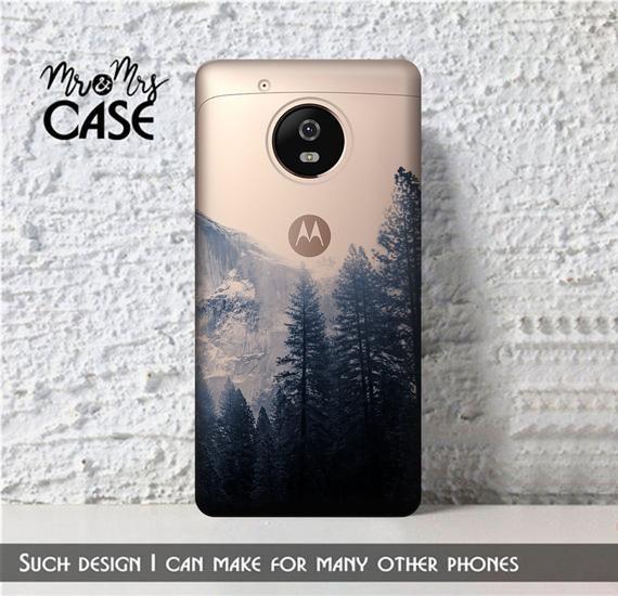 hot sales 6ce92 c85dc Moto E5 Plus case, Mountains case, Moto E5 case, Motorola Moto E5 ...