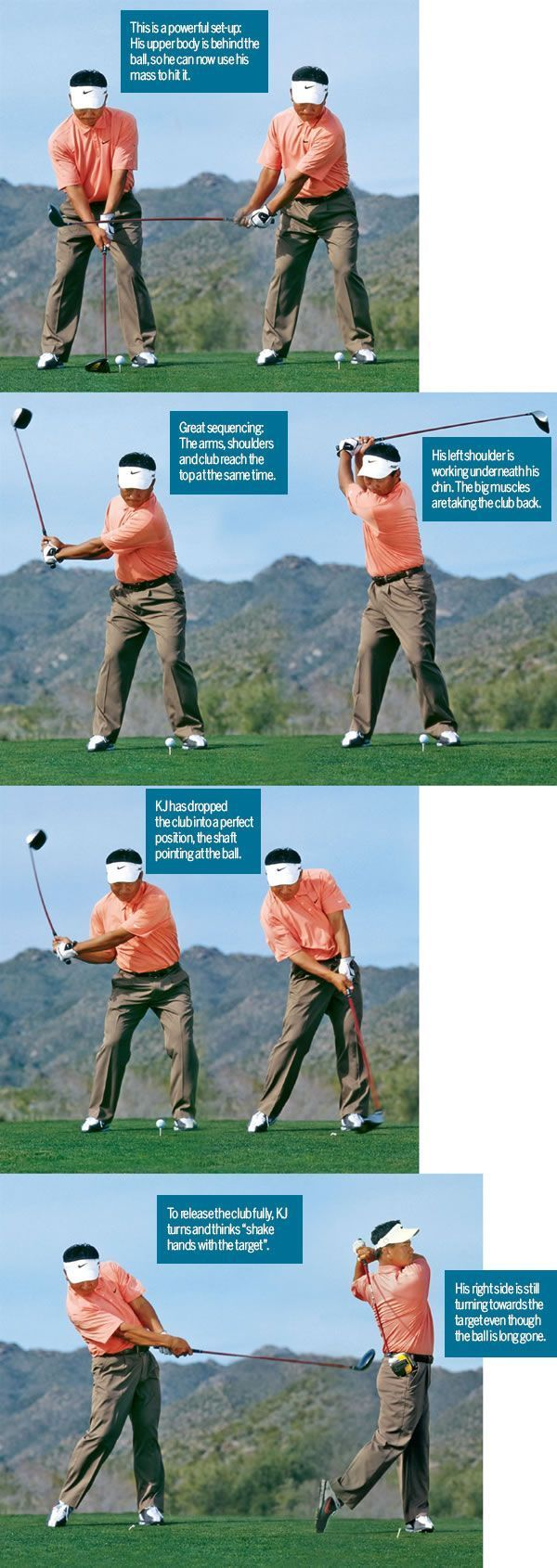 Golf Tips Stack And Tilt Wwwcrippencarscom Crippencarsgolftips