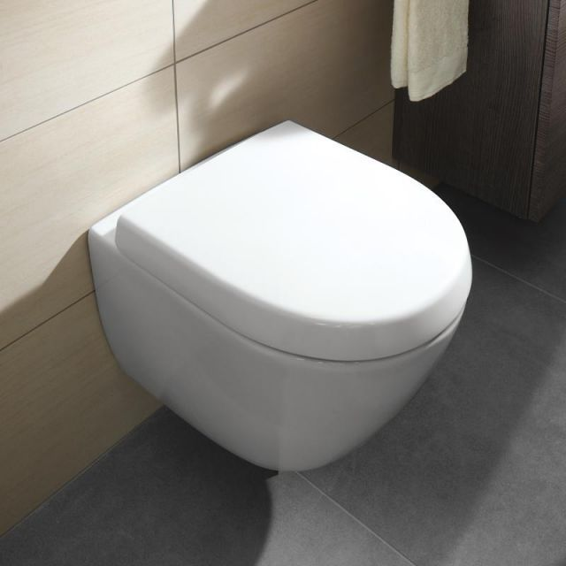 Surprising Villeroy And Boch Soho Subway Compact Wall Hung Toilet In Ncnpc Chair Design For Home Ncnpcorg